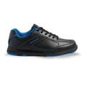 Brunswick Flyer JR. Youth Bowling Shoes Black/Magnetic Blue
