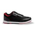 Brunswick Titan Mens Bowling Shoes Black/Salsa