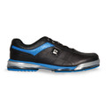 Brunswick TPU X Mens Bowling Shoes Black/Royal Right Hand Wide Width