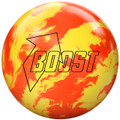 900 Global Boost Bowling Ball Orange Yellow