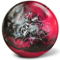 900 Global POW Bowling Ball Pink/Silver/Black