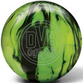 DV8 Outcast Black Citron Bowling Ball
