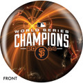 MLB San Francisco Giants World Series Champions 2014 Bowling Ball