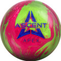 Motiv Ascent Apex Bowling Ball Pink Green