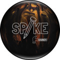 Hammer Spike Bowling Ball Black Gold