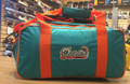 KR NFL 2 Ball Double Tote Bowling Bag Dolphins