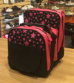 KR Pink Stars 1 Ball Single Tote Bowling Bag