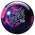 Storm Tropical Storm Pink Purple Bowling Ball