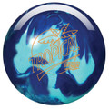 Storm Tropical Storm Teal Blue Bowling Ball