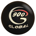 900 Global Spare Bowling Ball Black Gold