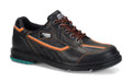 Storm SP3 Mens Bowling Shoes Black Orange Wide Width