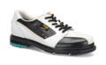 Storm SP3 Womens Bowling Shoes White Black Gold Wide Width