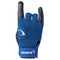 Ebonite React/R Palm Pad Glove Right Hand Blue