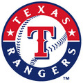 Master MLB Towel Texas Rangers