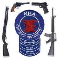 NRA Instructor Course - (Pistol, Shotgun, Rifle Instructor)