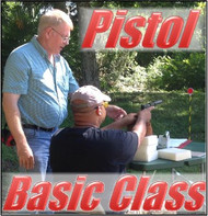 BASIC PISTOL CLASS (8 hours)