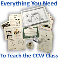 31-37-States Florida Conceal Carry Permit CLass Instructor Kit