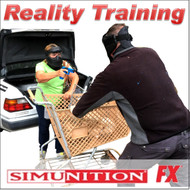 SIMMUNITION-FX Defensive Reality-Based Pistol Experience (Price per person - Minimum 4 PP)