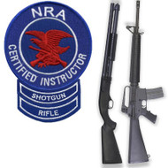 NRA Instructor Course (Shotgun & Rifle Instructor)