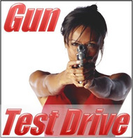 GUN TEST DRIVE (All inclusive) (LIMITED OFFER - Normally $199.99)