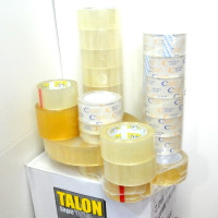 Carton Sealing Tape, Wholesale.