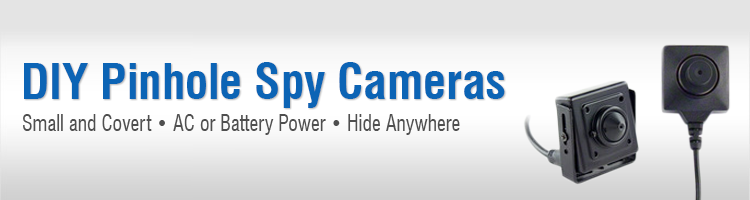 Diy Hidden Camera Diy Pinhole Hidden Spy Cameras