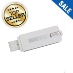 USB Flash Drive Spy Audio Voice Recorder