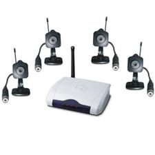Mini Wireless Hidden Camera Set and Receiver