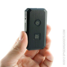 Micro Portable DVR in Hand