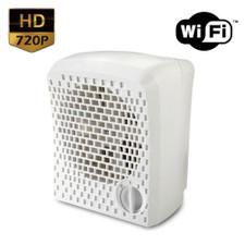 WiFi Air Purifier Hidden Spy Camera