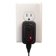 SpygearGadgets Mini AC Adapter Hidden Spy Camera