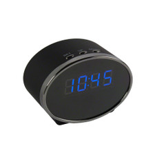 1080P HD Motion Activated Desk Clock Hidden Spy Camera