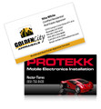 Full Color 16pt Business Cards