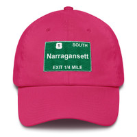 Narragansett Exit Cotton Cap