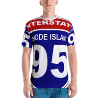 I95 Rhode Island Men's T-shirt
