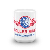 Ocean Skate Roller Rink Mug