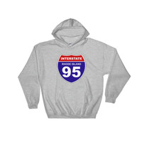 I95 Rhode Island Hooded Sweatshirt