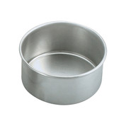Cake Pan Round 75mm Deep, 15, 20, 25, 30, 35cm