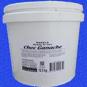 Bakels Choc Ganache 12.5kg