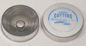 Ateco Round Cutters S/S 12 Pce