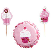 Wilton Party Pink Combo Pack