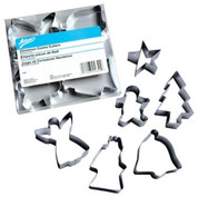 Ateco CHRISTMAS CUTTER SET
