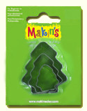 Makins Cutter Set 3pc Tree