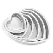 Fat Daddio Heart Pan Set