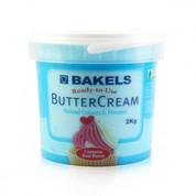 Bakels Buttercream Blue 2kg
