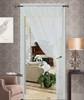 Thread String Curtain Panel, Fringe Panel Blind Room Divider - White