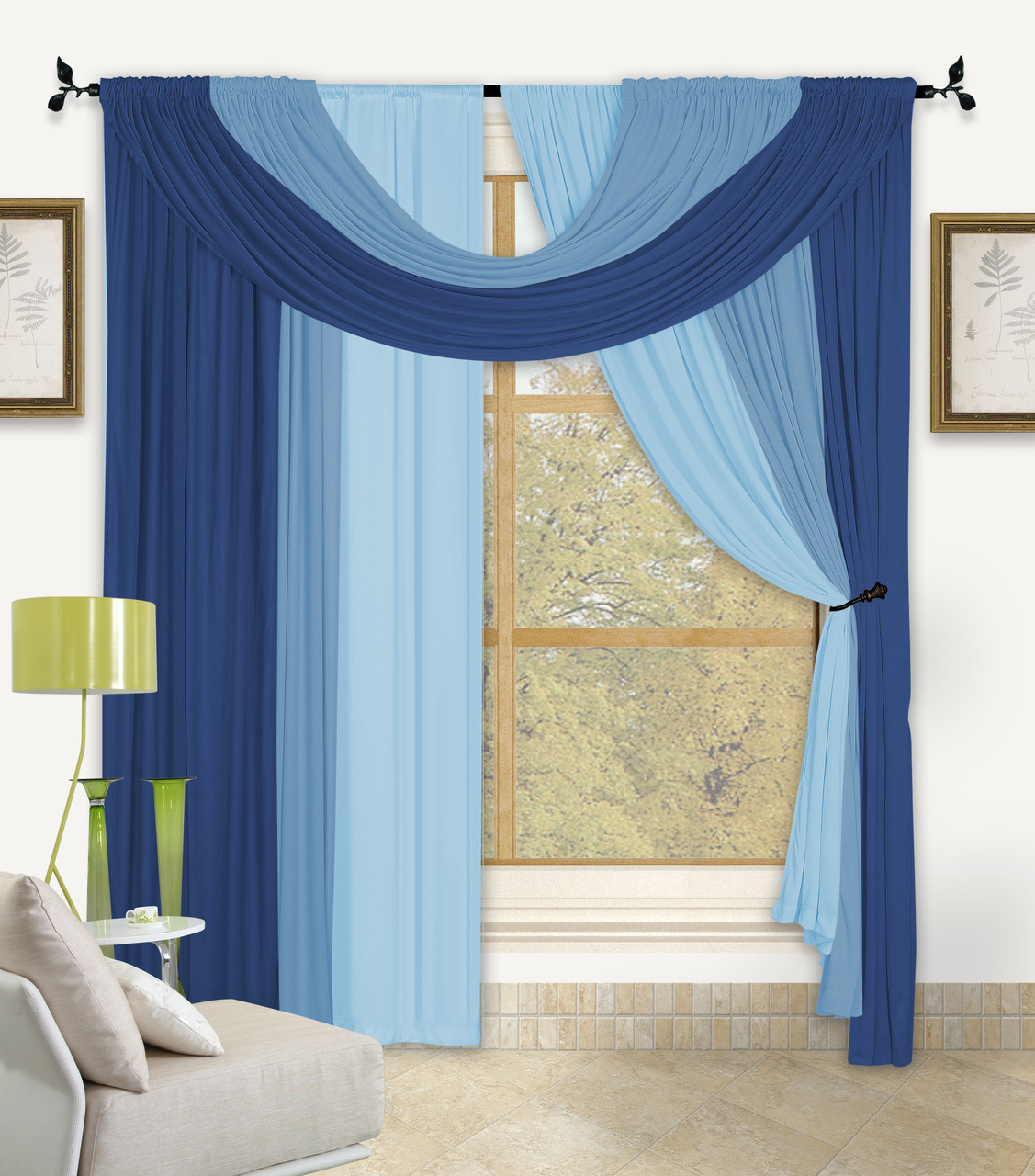 Keeping Heating Costs Down with Curtains - Linen Store