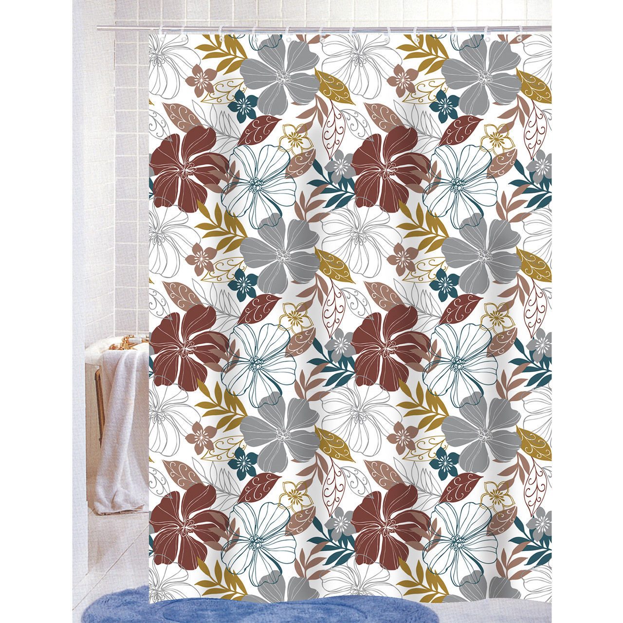 At Linen Store Our Shower Curtains Come In A Wide Variety Of Sizes And Patterns To Suit Any Bathroom We Also Carry Matching Sets That Include