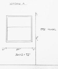How To Measure A Window For Curtains