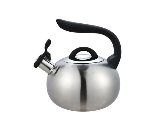 Brushed Stainless Steel Tea Kettle 3.0L